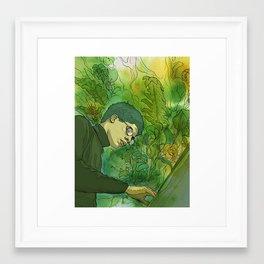 Herbie Framed Art Print