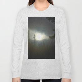 Banff In The Mist Long Sleeve T-shirt