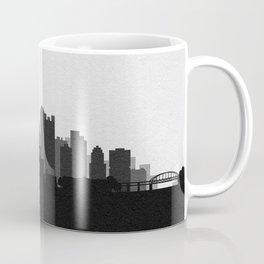 City Skylines: Pittsburgh (Alternative) Coffee Mug