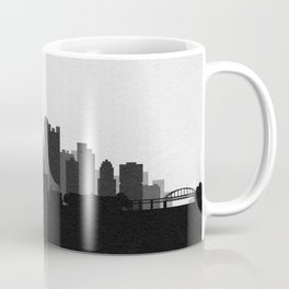 City Skylines: Pittsburgh (Alternative) Coffee Mug