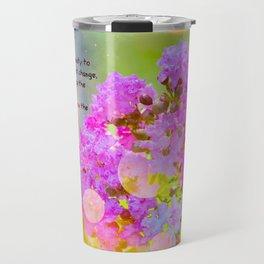 Serenity Prayer - II Travel Mug