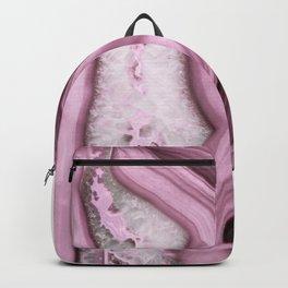 Cherry Blossom Agate Backpack