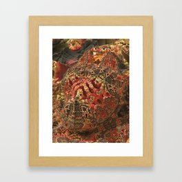 Djinn Framed Art Print