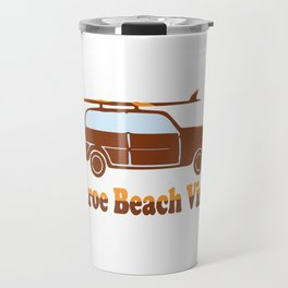 Buckroe Beach - Virginia. Travel Mug