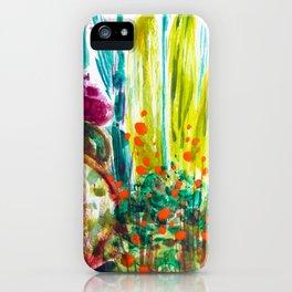 Cabana Plants iPhone Case
