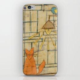 Pussy Cat iPhone Skin