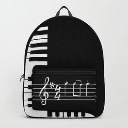 Piano Keys I Backpack