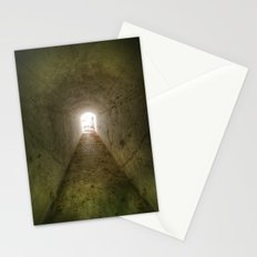 Light at the end of..... Stationery Cards