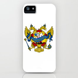 Russia Сборная (Sbornaya, The National Team) ~Group A~ iPhone Case
