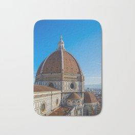 Duomo di Firenze Bath Mat