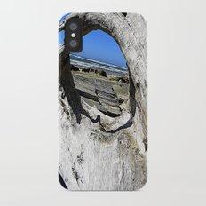 Window to the Sea Slim Case iPhone X