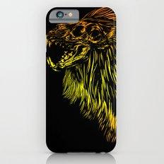 Lion skull iPhone 6s Slim Case