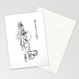 TPoH: Creative Minds Stationery Cards