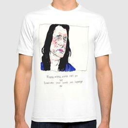 Notorious W.I.S.E.A.U T-shirt