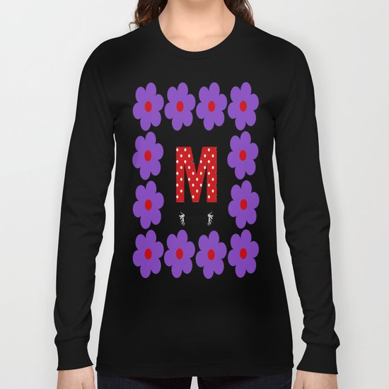 M = Mum Long Sleeve T-shirt