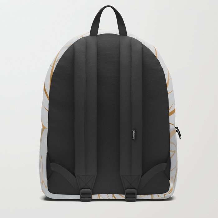 Leafy Background V Backpack