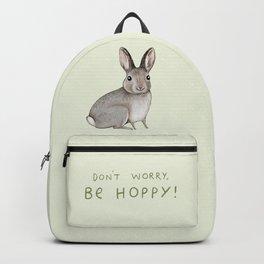 Don't Worry Be Hoppy Backpack