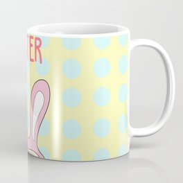 Happy Easter Pug Coffee Mug