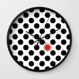Emphasis Wall Clock