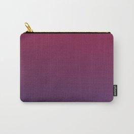 DESTINATION - Minimal Plain Soft Mood Color Blend Prints Carry-All Pouch