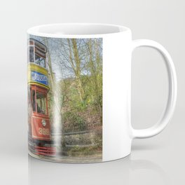 Leeds Tram 399 Coffee Mug