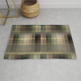 """""""Scottish squares"""" Rug"""