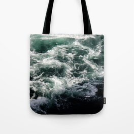 deep and troubled Tote Bag