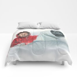 Mulder and the ET files Comforters