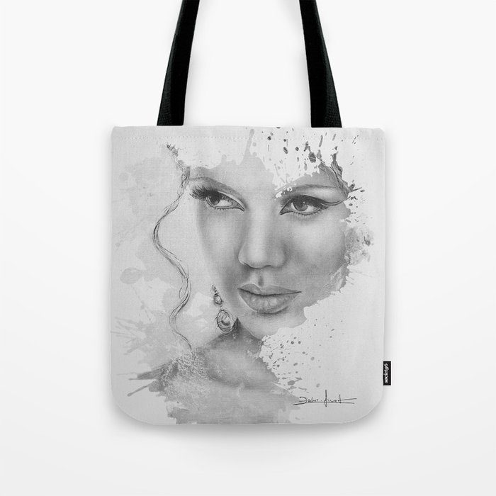 ...because of you Tote Bag