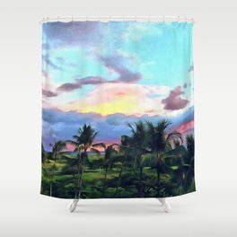 Kamuela Shower Curtain