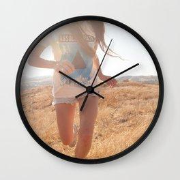 Warpaint. Wall Clock