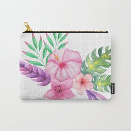 Tropical bouquet i Carry-All Pouch