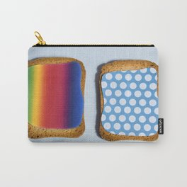 POP TOAST Carry-All Pouch