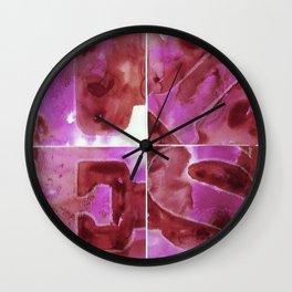 Lies - Parody of the Love Statue Wall Clock