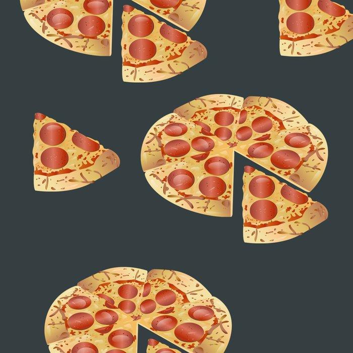 Pepperoni Pizza Leggings