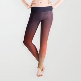 Cleveland Color Stories 67th Sunset Leggings