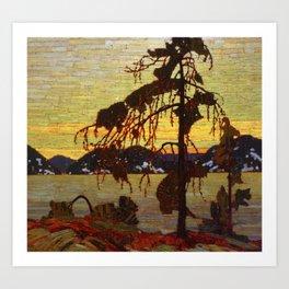Tom Thomson - The Jack Pine Art Print