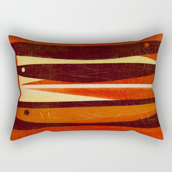 Needlefish  Rectangular Pillow