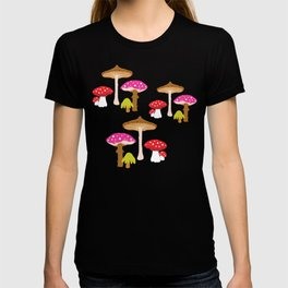 Magic Mushrooms II T-shirt
