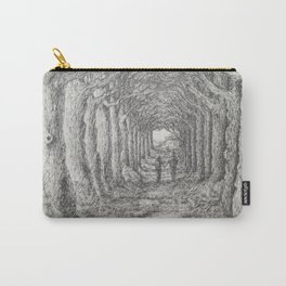 And the Living is Easy Carry-All Pouch