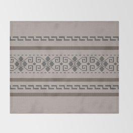 The Big Lebowski Cardigan Knit Throw Blanket