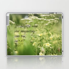 Imaginations Anne Shirley Laptop & iPad Skin