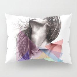 Crystalised // Fashion Illustration  Pillow Sham