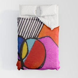 Magical Thinking 7A6 by Kathy Morton Stanion Comforters