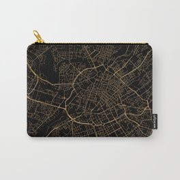 Manchester map, UK Carry-All Pouch