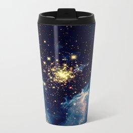 Nebula & Stars Travel Mug