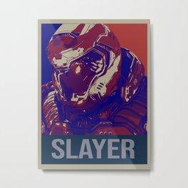 Ripper Poster Metal Print