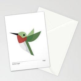 Muttervogel Stationery Cards