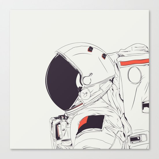 GOD IS AN ASTRONAUT Canvas Print