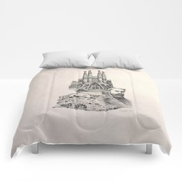 Tribute to Gaudi Comforters